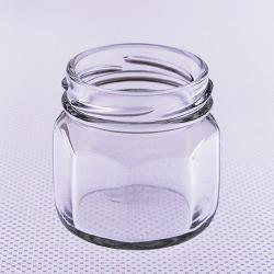 保存容器はガラス